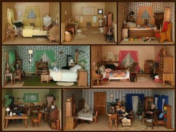 Museo casa de mu ecas m laga - Casa de munecas you and me ...