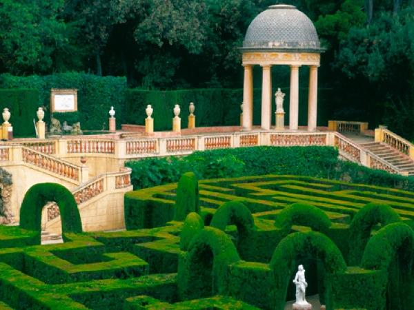 Resultado de imagen de laberinto de horta