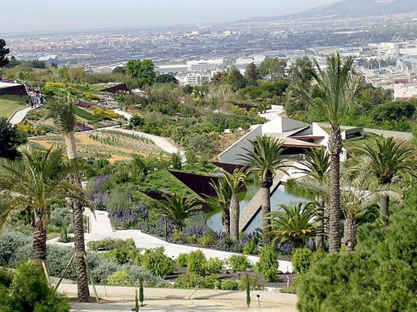 Jard n bot nico barcelona for Barcelona jardin