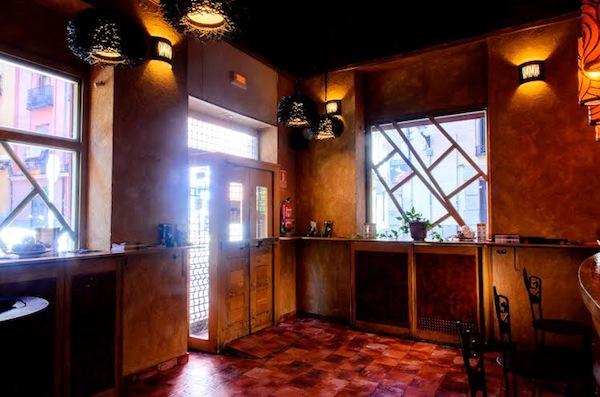 Sala la escalera de jacob madrid for La escalera de jacob