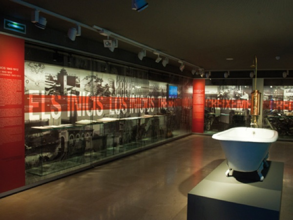 Museo del gas en sabadell barcelona for Oficina gas natural sabadell