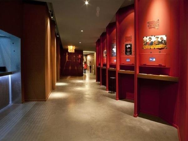 Sala cero teatro sevilla for Sala 0 teatro sevilla