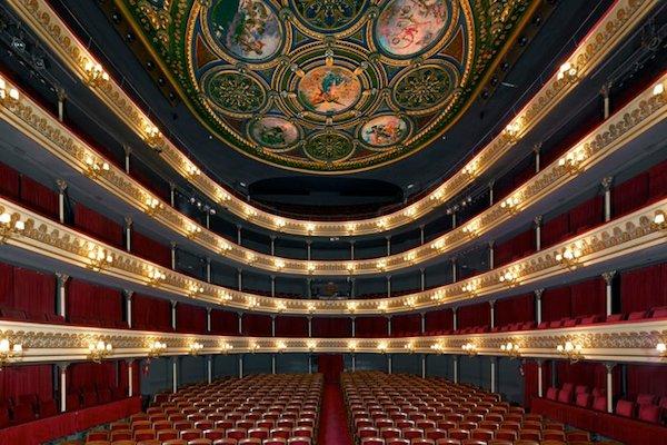 Teatro principal zaragoza for Teatro principal valencia