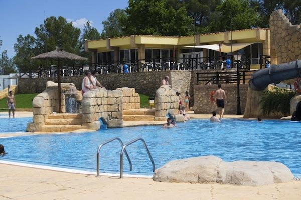 Segobriga park en segorbe castell n for Piscina segorbe