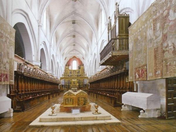 Monasterio de Santa María la Real de Las Huelgas, Burgos