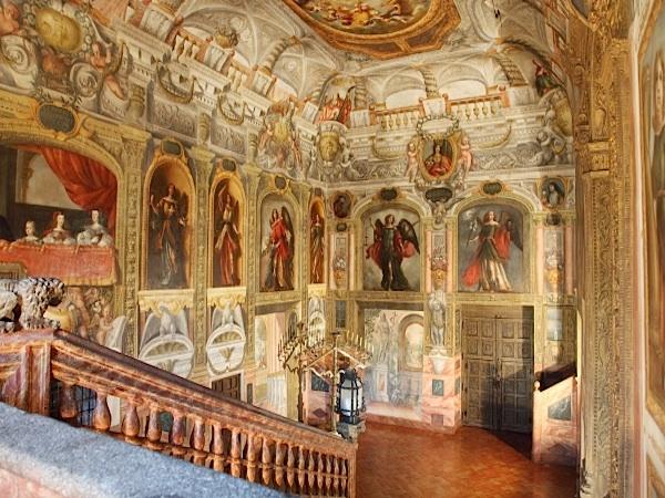 Image result for monastery de las descalzas reales