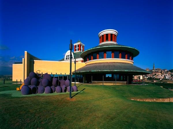 Museo Vivanco de la Cultura del Vino en Briones, La Rioja