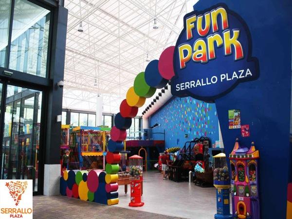 Fun park serrallo plaza granada - Centro comercial serrallo granada ...