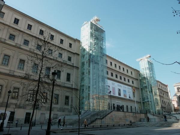 Le Foto Del Museo Blu A Barcellona : Museo reina sofía madrid