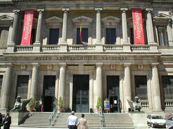 MAN. Museo Arqueológico Nacional, Madrid