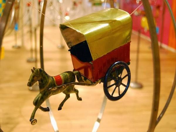 Museo Juguete Valenciano En IbiAlicante Del QrCthsd