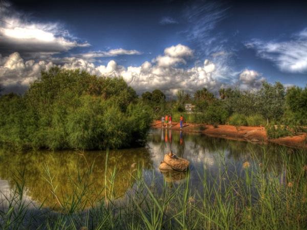 Parque el boticario almer a for Centro de salud ciudad jardin almeria