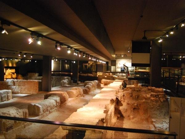 centro arqueol u00f3gico de la almoina  valencia