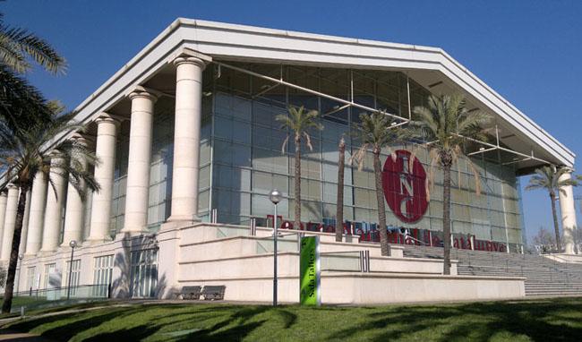 Teatre nacional de catalunya barcelona for Teatre nacional de catalunya