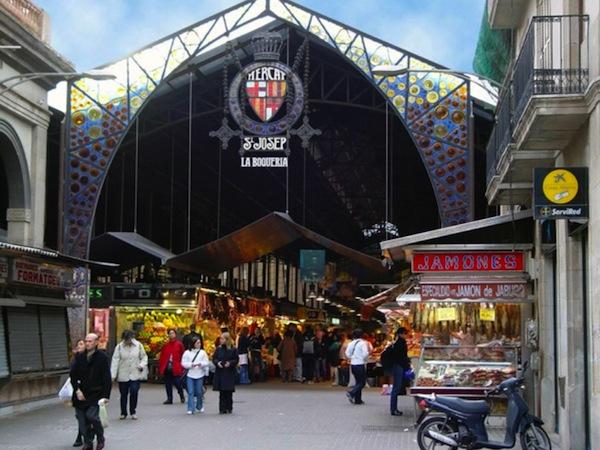 Mercado de la boquer a barcelona - Mercados de segunda mano barcelona ...