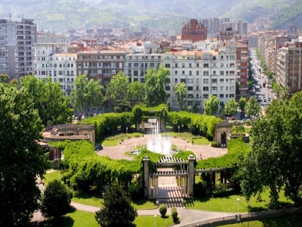 Parque de Doña Casilda Iturriza en Bilbao