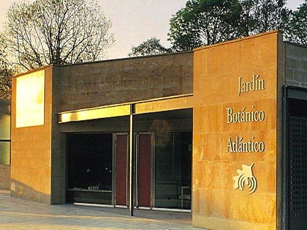 Jardín Botánico Atlántico en Gijón, Asturias