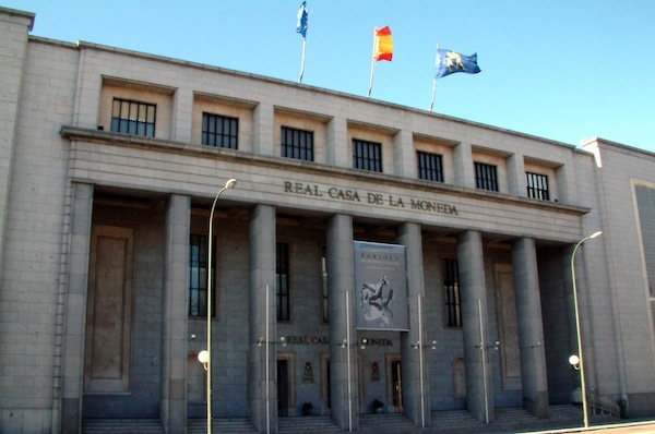 Museo casa de la moneda madrid - Timbre de casa ...