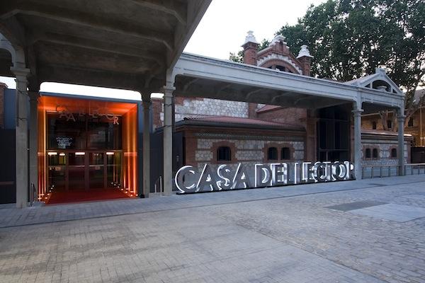 Casa del lector madrid - Casa lista madrid ...