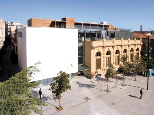 Museo del gas en sabadell barcelona for Centro de sabadell