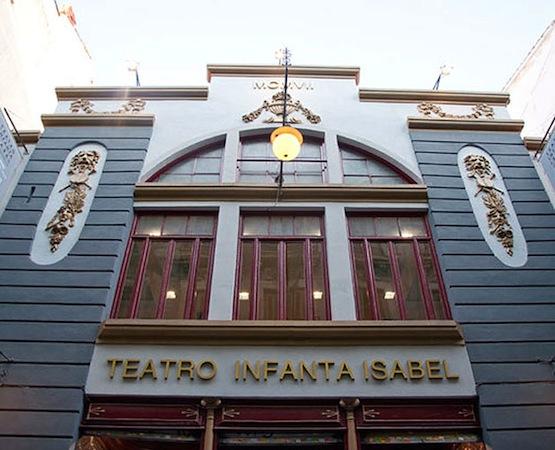 Teatro Infanta Isabel Madrid