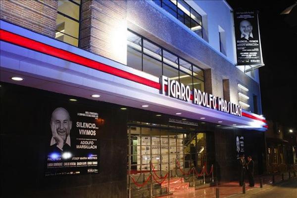 teatro f garo adolfo marsillach madrid ForTeatro Figaro Adolfo Marsillach