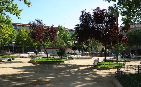 Parque Enrique Tierno Galvan Madrid