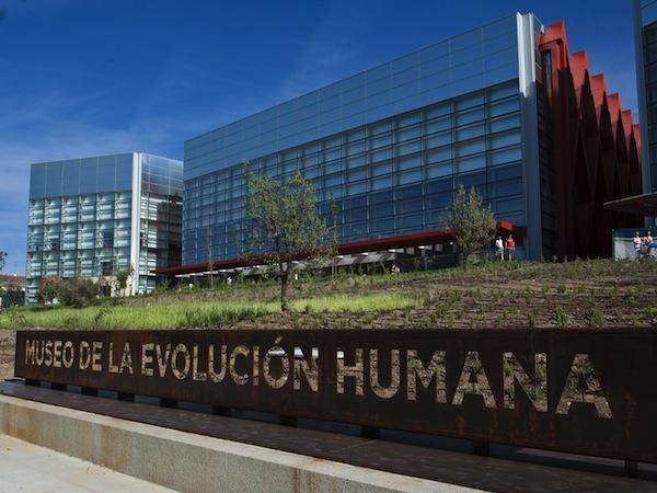 Resultado de imagen de museo evolución humana burgos