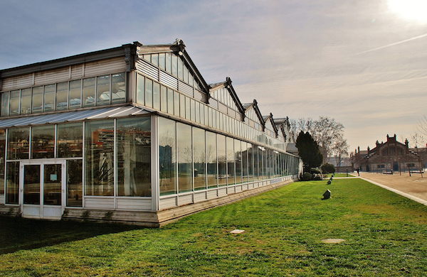 Invernadero palacio de cristal madrid - Invernadero de cristal ...