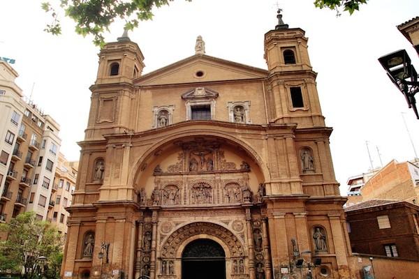 Cripta de la Iglesia de Santa Engracia, Zaragoza