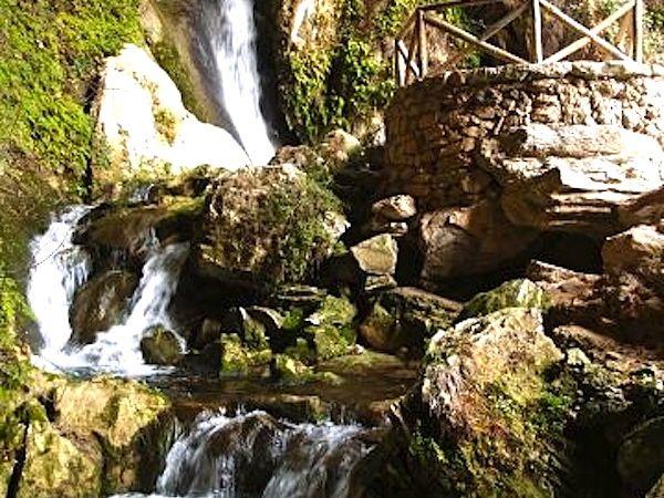 Cueva del Agua en Quesada, Jaén