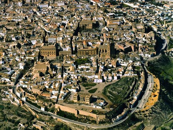 prohibido Inglés paseo en Jaén
