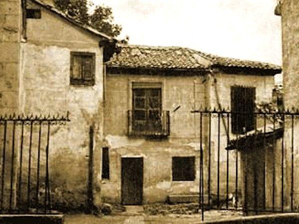 Resultado de imagen de casa antonio machado