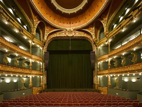 Teatro campos el seos antzokia bilbao Restaurante teatro campos