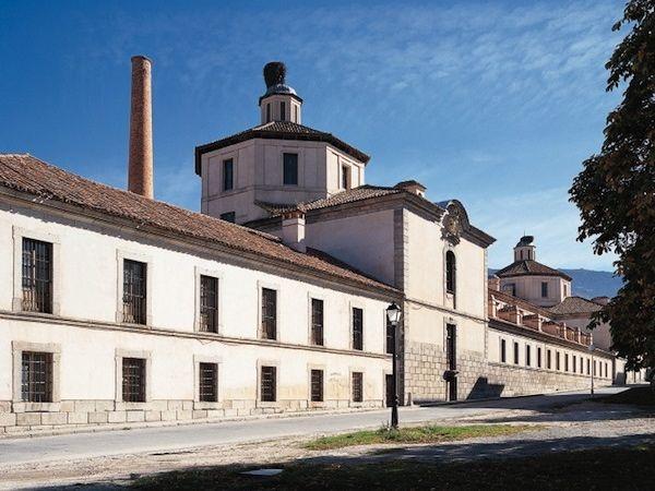 Museo del vidrio de la granja de san ildefonso segovia - Fabricas de cristal en espana ...