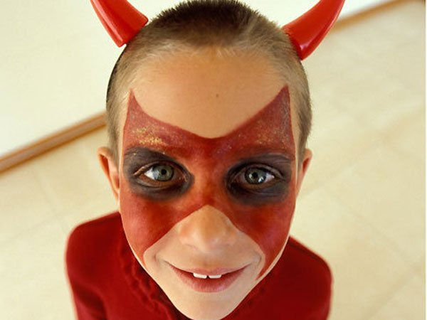 maquillaje de demonio - Maquillaje Demonio