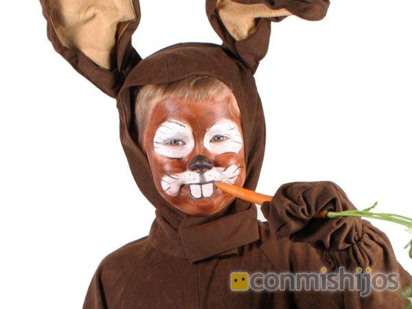 Maquillaje de Conejo para niños