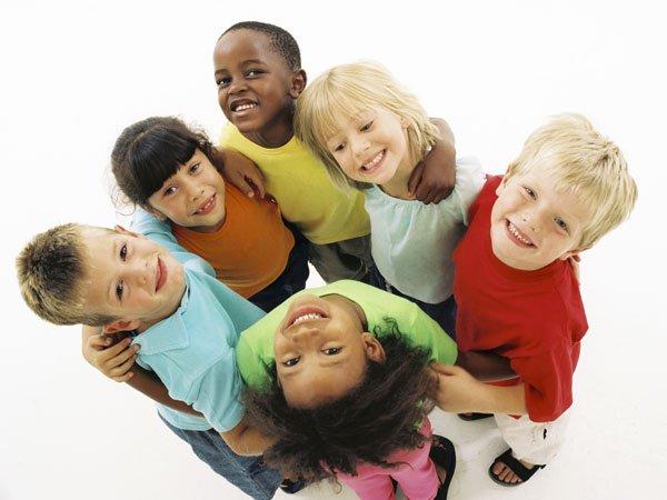 Derecho Del Niño A Vivir En Armonía