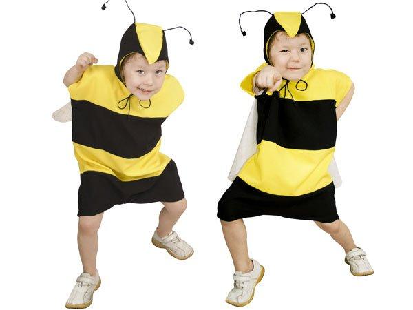 Disfraz de abeja para nios
