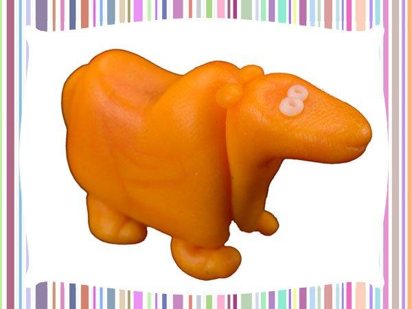 Camello de plastilina. Manualidades infantiles