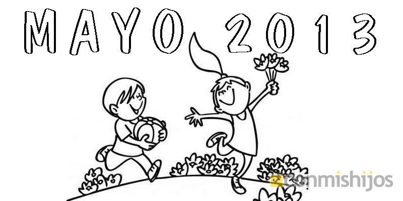 Mes De Mayo De 2013