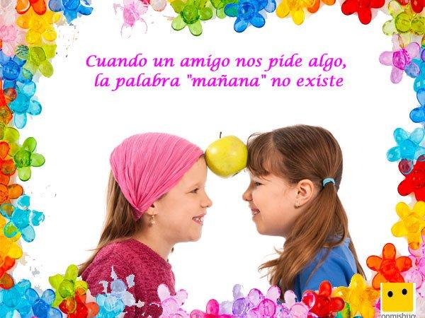 Frasesamor Frases De Amor Y Amistad Infantiles