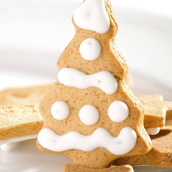 Árbol galleta de Navidad
