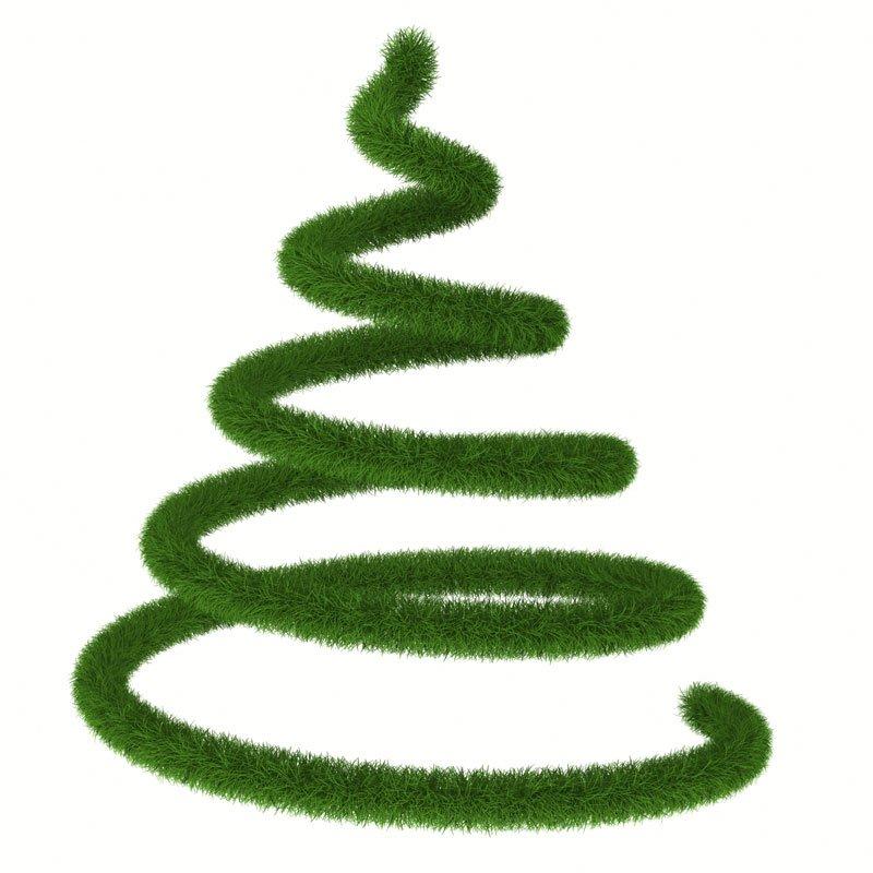 Rbol de navidad de limpiapipas - Manualidades de arboles de navidad ...