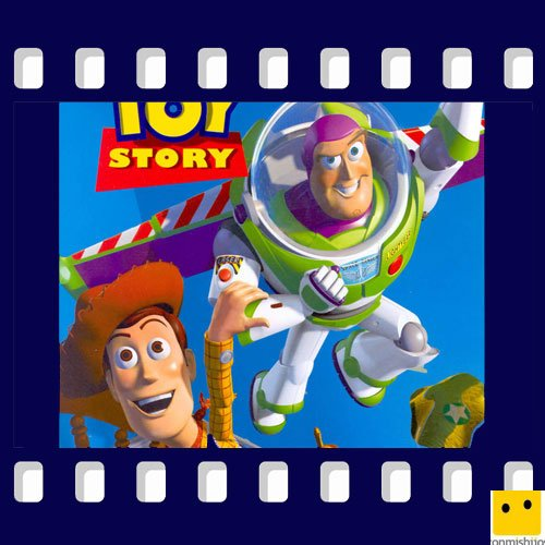 La película de animación Toy Story ganó tres Premios Oscar