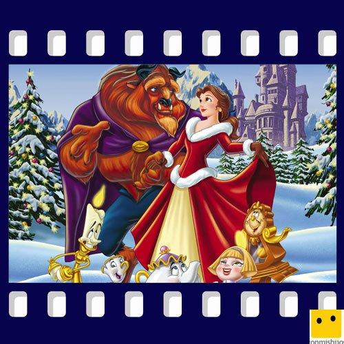 La película infantil La Bella y La Bestia recibió dos Oscar