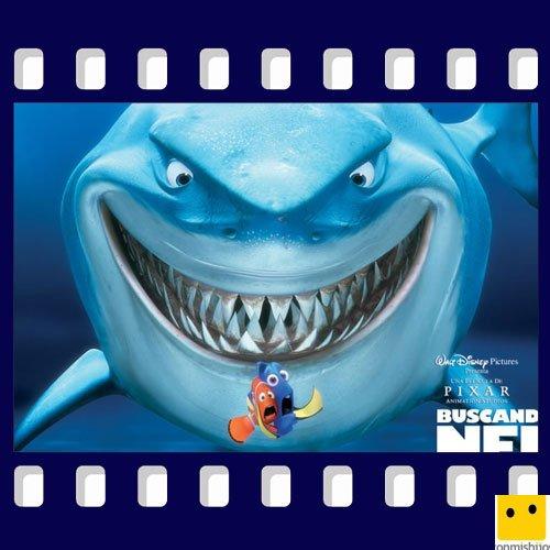 La película para niños Buscando a Nemo ganó un Premio Oscar