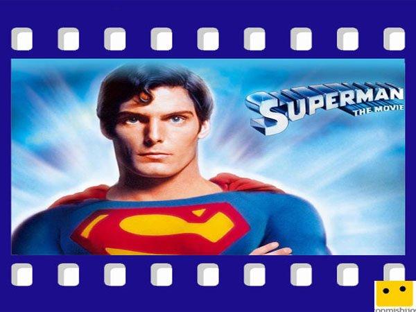 Superman. Películas para niños de superhéroes