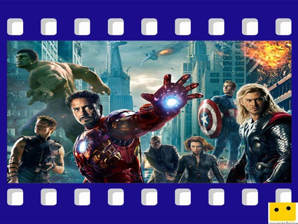 Películas para niños de superhéroes. Los Vengadores