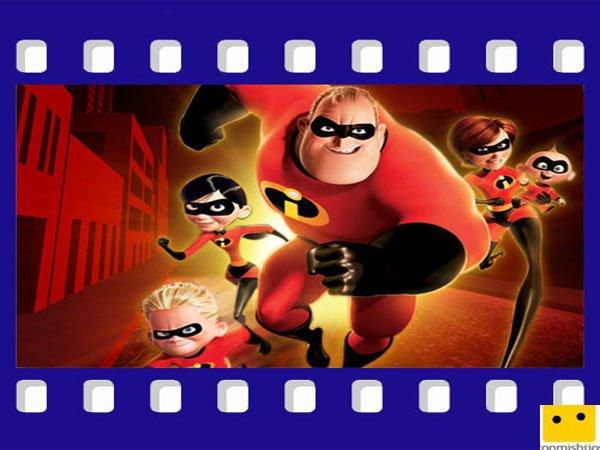 Película Los Increíbles Para Los Niños